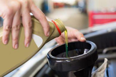 Ölwechsel und Filter